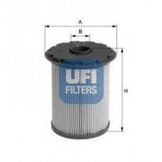 Фильтр топливный UFI