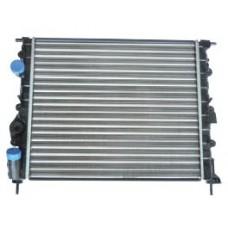 Радиатор основной Asam для Solenza ф1 без кондиционера