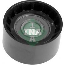 Обводной ролик ремня генератора INA