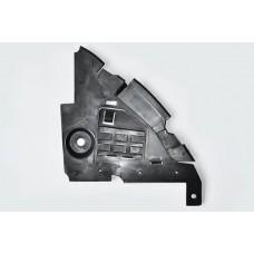 Защита бампера левая Renault для Logan 2