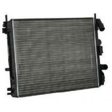 Радиатор основной Asam для Logan ф1 c конд.