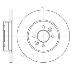 Тормозной диск задний Roadhouse