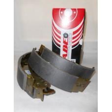 Колодки тормозные задние ABE для Solenza и Super Nova