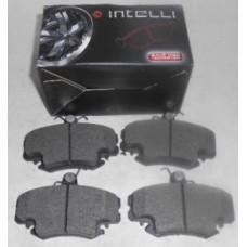 Колодки тормозные передние Intelli для Logan