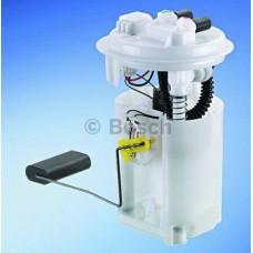 Топливная система в сборе с бензонасосом(колба) Bosch для Logan ф1