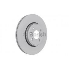 Диск тормозной передний вентилируемый для Captur Bosch