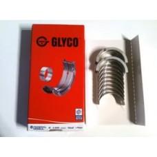 Вкладыши шатунные для Duster с замком 1.6 Glyco