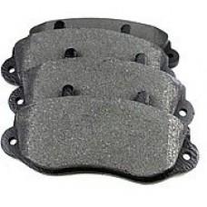 Комплект передних тормозных колодок R15 с 98-> для Master 2 2.2Dci/2.5D/2.8Dti Meyle