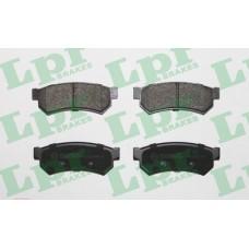 Комплект передних тормозных колодок R15 с 98-> для Master 2 2.2Dci/2.5D/2.8Dti Lpr