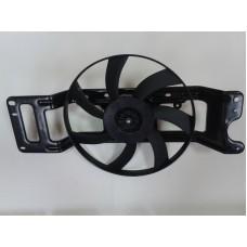 Вентилятор охлаждения в сборе Magnetti Marelli для Logan без конд. до 2009 г.