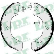 Колодки тормозные задние под барабан с 98-> для Master 2 Lpr
