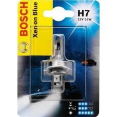 Лампа основной фары для Kadjar BOSCH H7 XenonBlue 12V sB