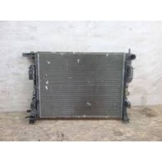 Радиатор водяной для Captur Van Wezel