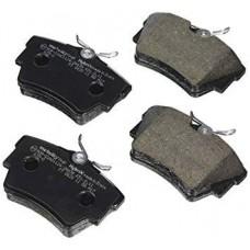 Комплект задних тормозных колодок для Trafic 2 Metelli