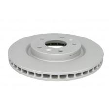 Тормозной диск передний для Kadjar Ate