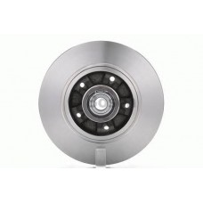 Комплект подшипника задней ступицы с тормозным диском  для Megane 3 Ate