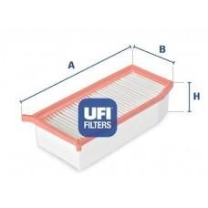 Фильтр воздушный для Kadjar 1.5Dci Ufi