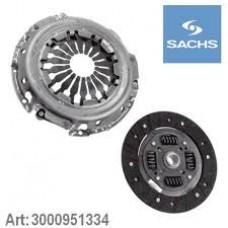Комплект сцепления (без подшипника) для Logan 2 1.6 Sachs