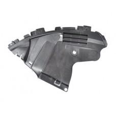 Защита нижняя переднего бампера правая для Sandero