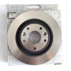 Тормозной диск передний для Kadjar Renault