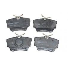Комплект задних тормозных колодок для Trafic 2 Renault