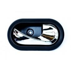 Ручка двери внутр левая (хром) для Dokker, Lodgy
