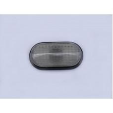 Указатель поворота на крыло, для Kangoo (темный с черным ободком) FPS (Тайвань) 6019197E