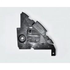 Защита бампера левая Renault для Logan 2 с 2017 г.