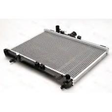 Радиатор основной с/б конд с 06-> для Trafic 2 2.0Dci Valeo