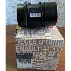 Расходомер воздуха для Kangoo 00- 1.9dCi/dTi — RENAULT - 7700109812