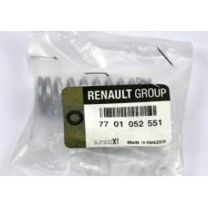 Пружина педали сцепления для Trafic 2 Renault