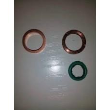 Уплотнительные кольца трубки впуска масла турбины с 00-> для Master 2 1.9/2.5Dci Renault