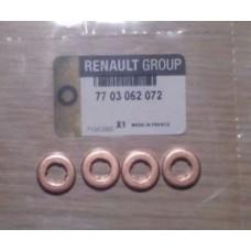 Кольцо форсунки уплотнительное  для Logan 2 1.5 Renault