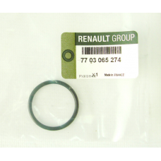 Уплотнительное кольцо клапана вентиляция картера Renault Kangoo 1.9D RENAULT (Оригинал)-7703065274