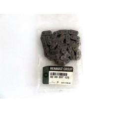 Цепь привода маслянного насоса для Kangoo 1.5 (K9K) — Renault (Оригинал) - 8200397125