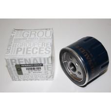 Фильтр масляный Renault  для Dokker, Lodgy 1,5
