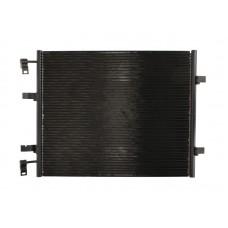 Радиатор кондиционера с 06 для Trafic 2 2.0Dci Nissens
