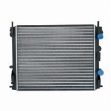 Радиатор охлаждения двигателя для Kangoo 1.9D (97>) 1.5 dci (2001-2002) (478X439X42) THERMOTEC - D7R002TT