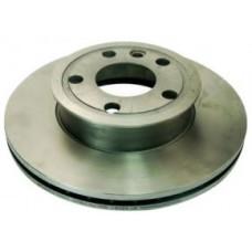 Тормозной диск передний для Kangoo 1.5dCi/1.9D/dTi (98->) 238X20.1- TRW - DF1016