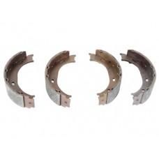 Тормозные колодки задние для Kangoo (d=203x38) (97-2008)  - Rider (Венгрия) - RD.2638.GS8650