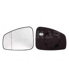 Вкладыш зеркала правый выпуклый обогрев  для Megane 3 Alkar
