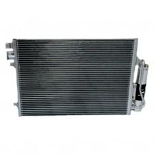 Радиатор кондиционера Asam для Logan ф1