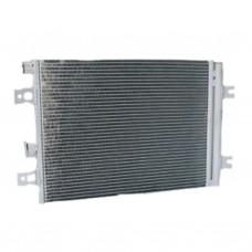 Радиатор кондиционера Breckner для Logan ф2