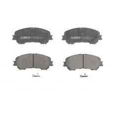 Комплект передних тормозных колодок для Kadjar ABE