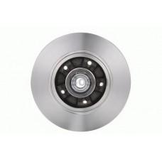Комплект подшипника задней ступицы с тормозным диском  для Megane 3 Abe