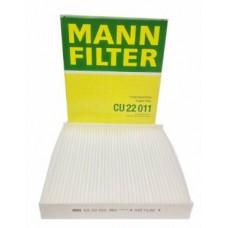 Фильтр салона для Captur 0.9/1.2 16V/1.5Dci MANN