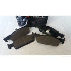 Колодки передние Intelli (вент. диск) для Logan 2