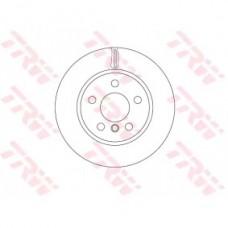 Тормозной диск задний 1.6Dci для Kadjar LPR
