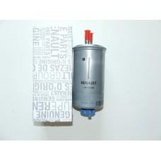 Фильтрующий элемент на топливный фильтр для Duster 1.5 Renault 164002137R