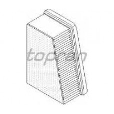 Воздушный фильтр для Duster 1.6 Topran